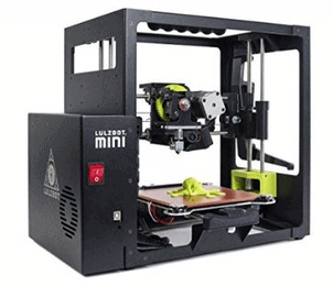 review of the lulzbot mini