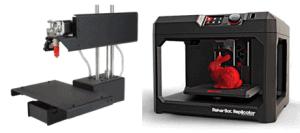 replicator vs printrbot