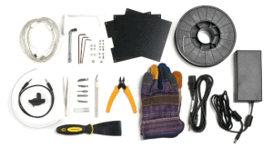 afinia 3d printer materials