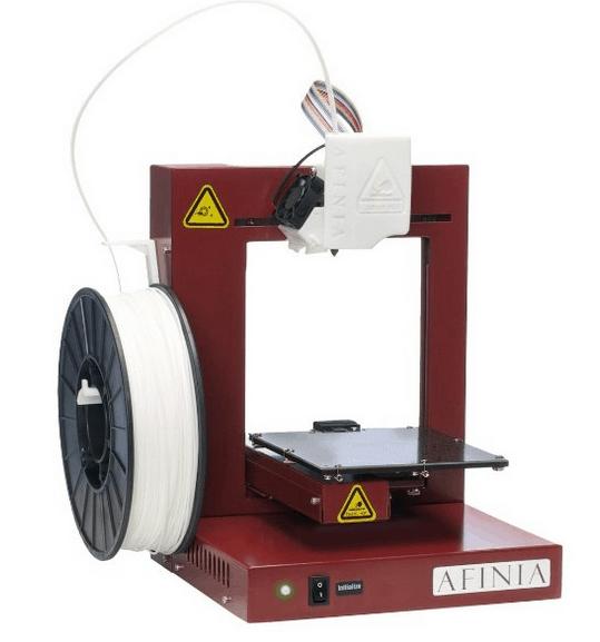 reviews of afinia 3d printer