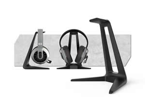 Headphone Stand by MakerBot