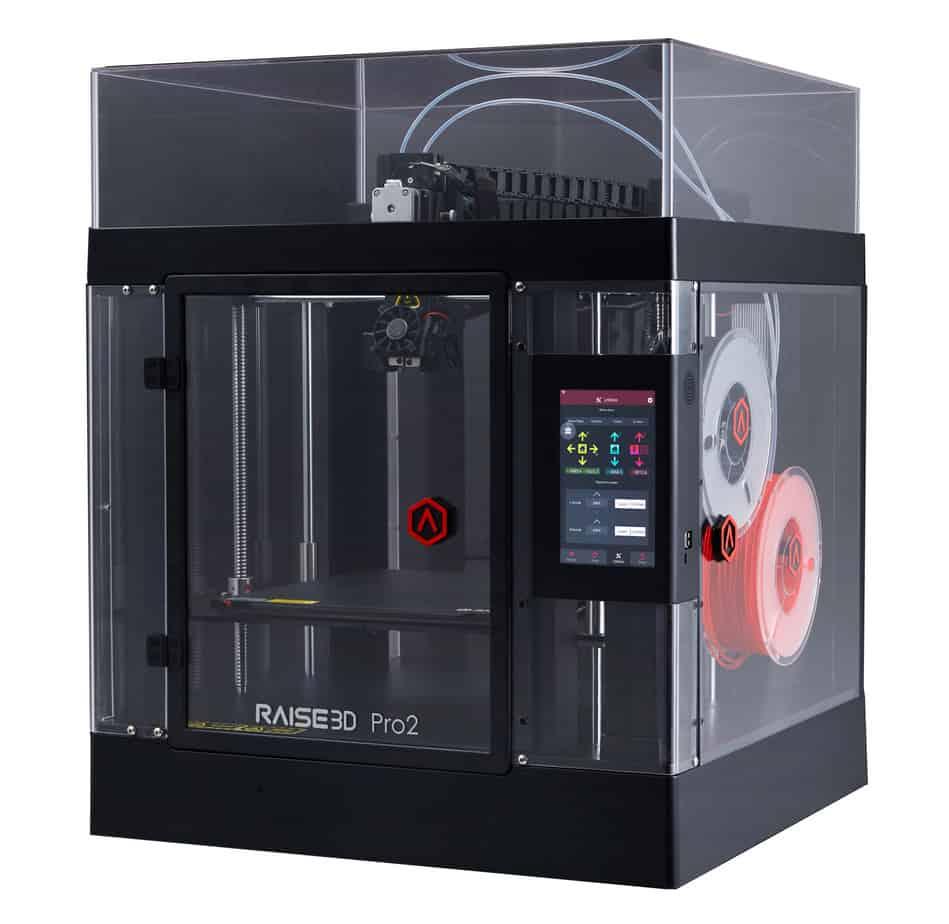 Raise3D Pro2 3D Printer - Where to Buy