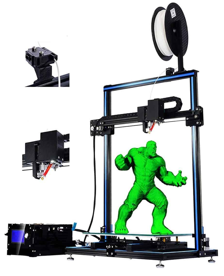 Impresora 3D Adimlab ¿Merece la pena?
