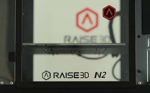 Raise3D N2 Bed