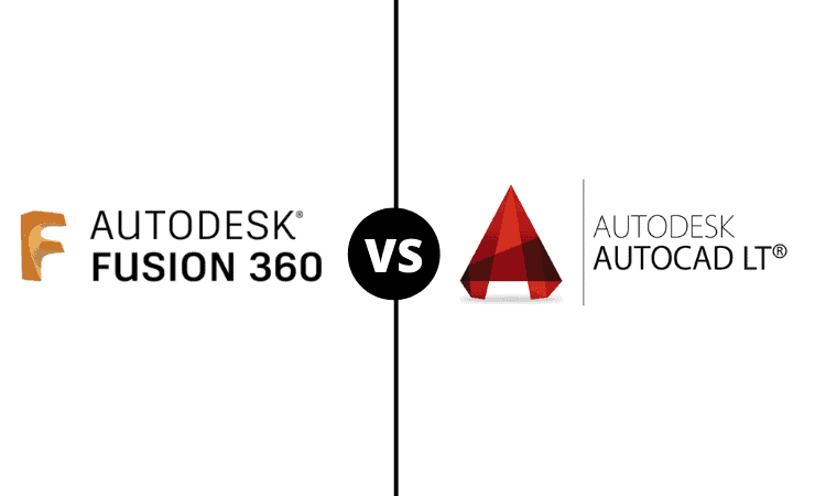 Fusion 360 Vs Autocad 2021 Which Cad Software Is Best Total 3d Printing