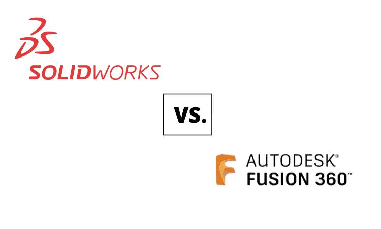 solidworks vs fusion 360