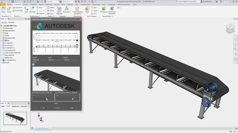 Autodesk Inventor Design Automation