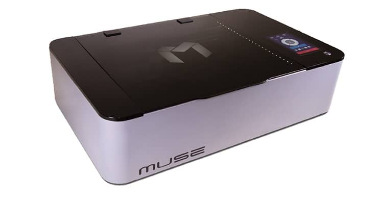 Muse Laser Spectrum