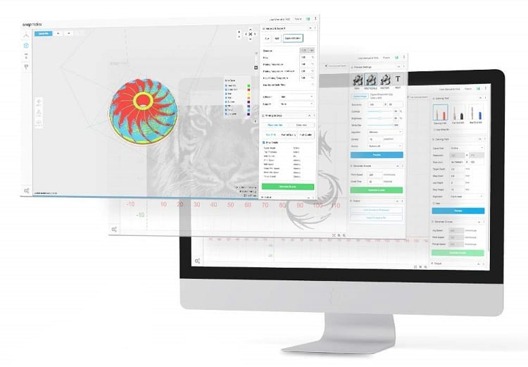 snapmaker software
