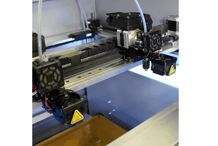 makergear ultra one industrial printer