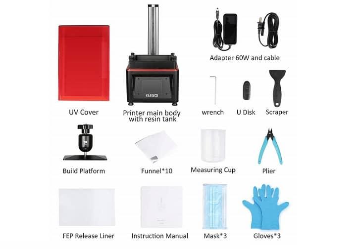elgoo printer