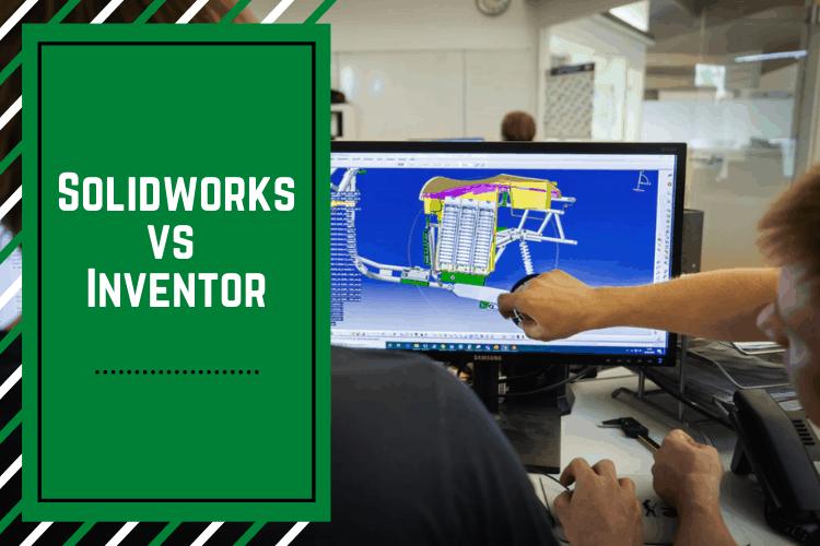 Solidworks vs Inventor