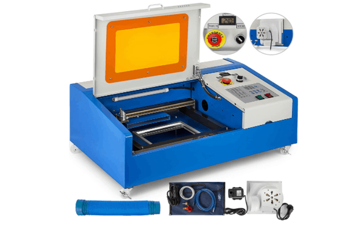 morph laser engraving machine