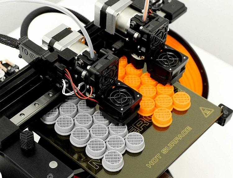 setting up makergear m3