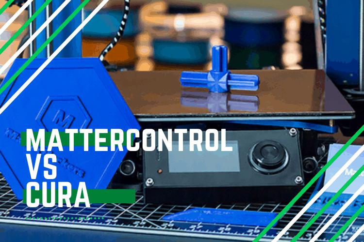 MatterControl vs Cura