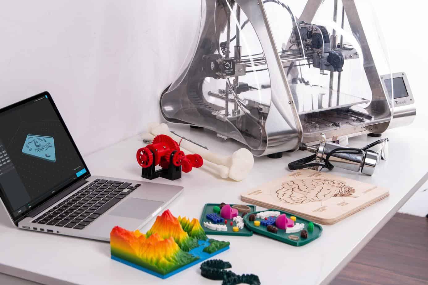 What is an SLA 3D printer
