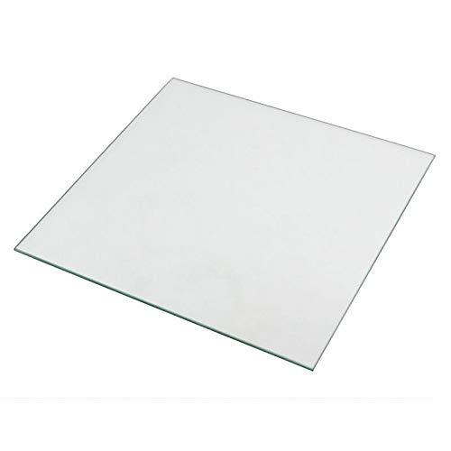 glass buildplate