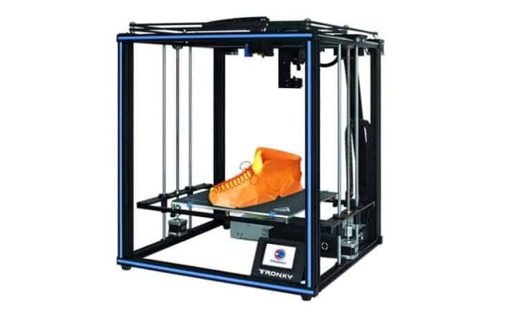X5SA PRO 3D Printer