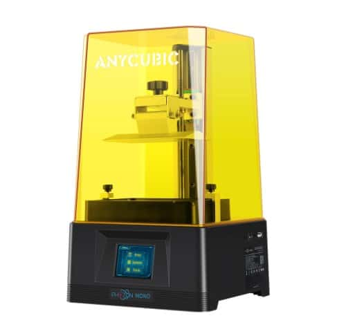 anycubic mono 3d printer