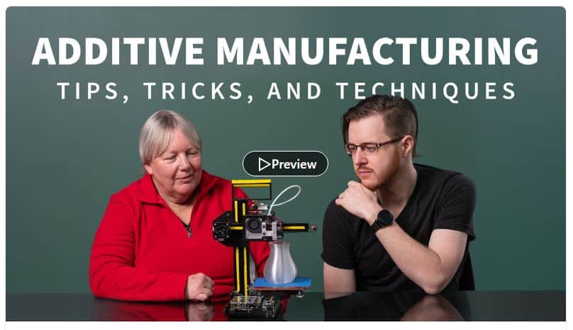 Try Additive Manufacturing: Tips, Tricks, and Techniques