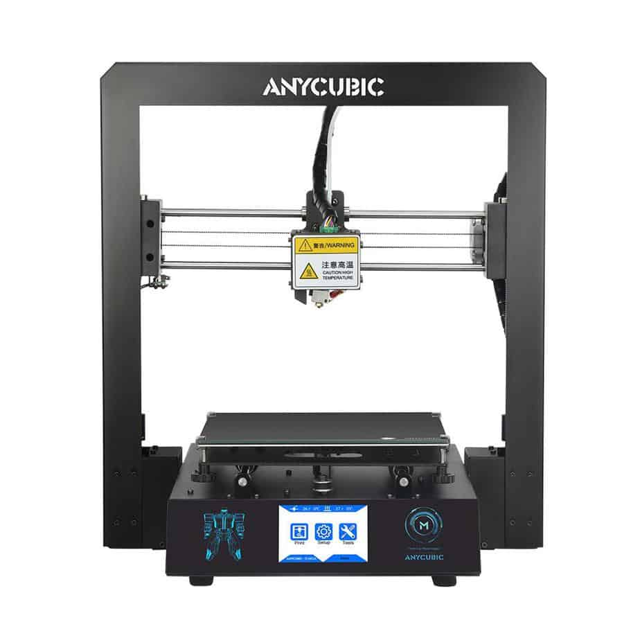 Why go with the Anycubic i3 Mega?   Amazon