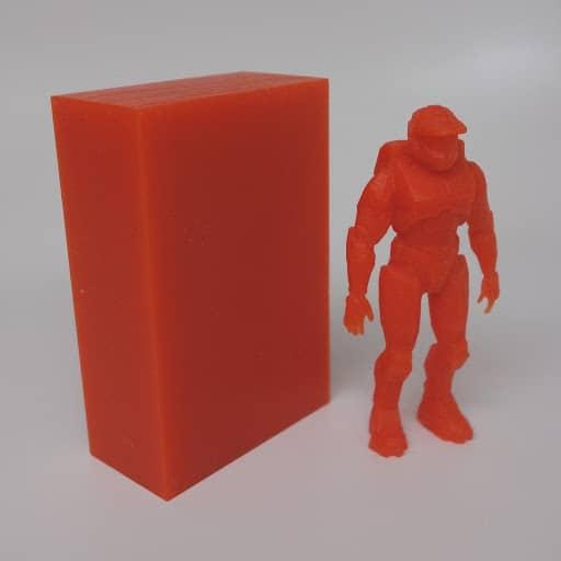 Carbide 3D Wax Block | Matter Hackers