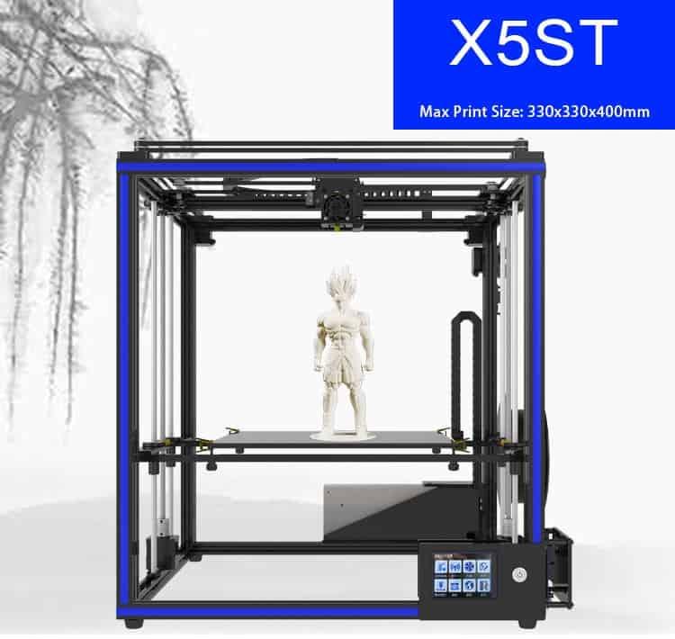 Tronxy X5SA-500 Large CoreXY 3D Printer | 3D Printers Online Store