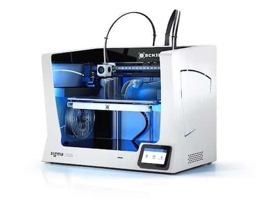 BCN3D Sigma D25 3D Printer | Matter Hackers